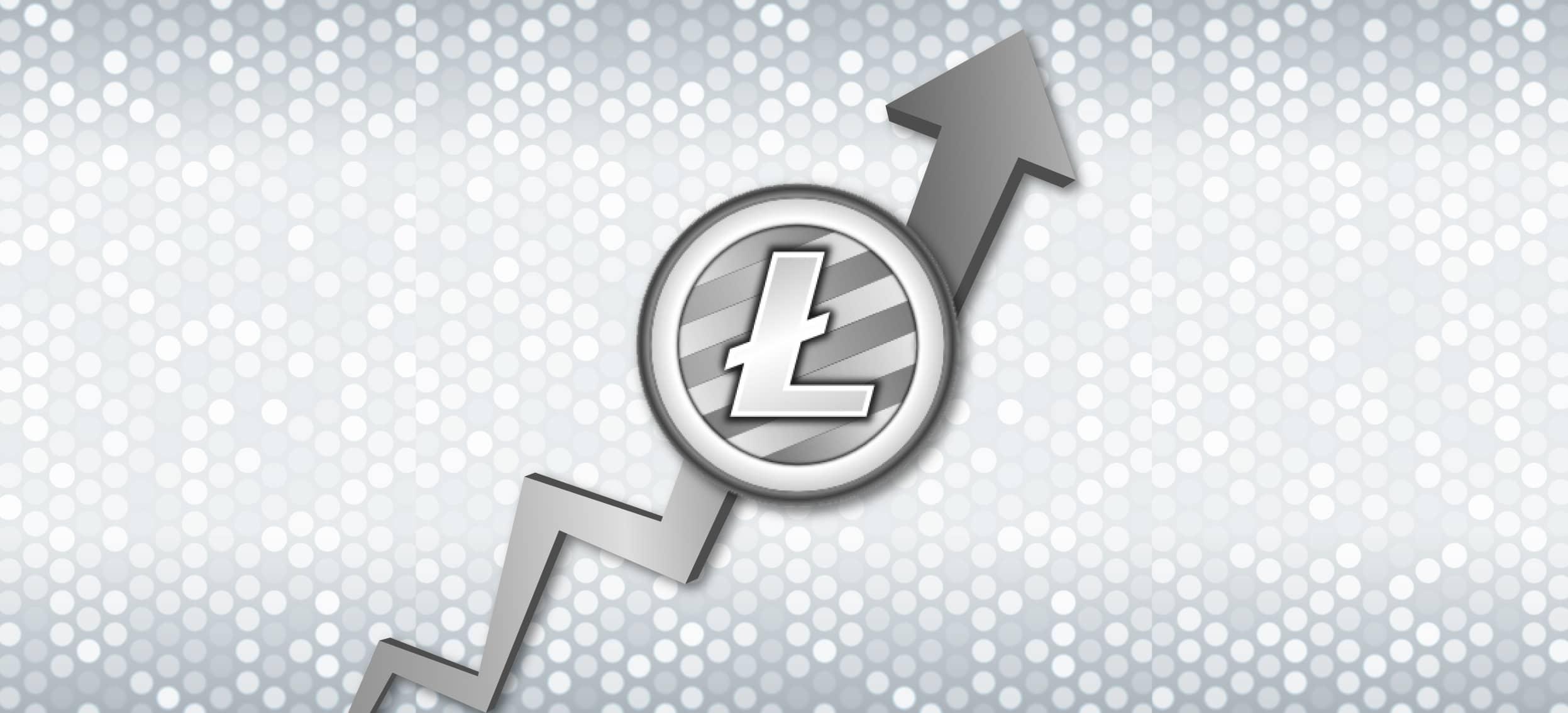 Litecoin price surge