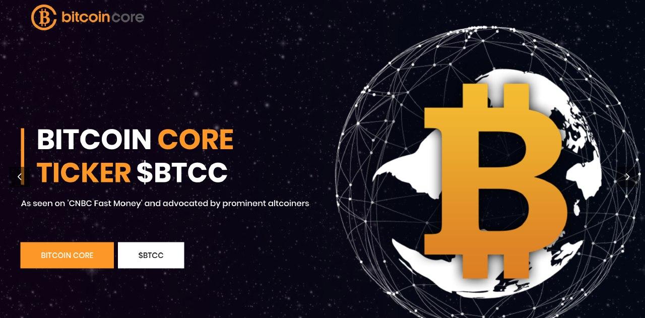 Bitcoin Core is born ($BTCC) - Coin Daily