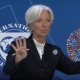 IMF Head Christine Lagarde.